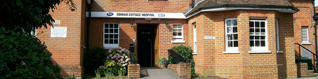 odiham cottage hospital